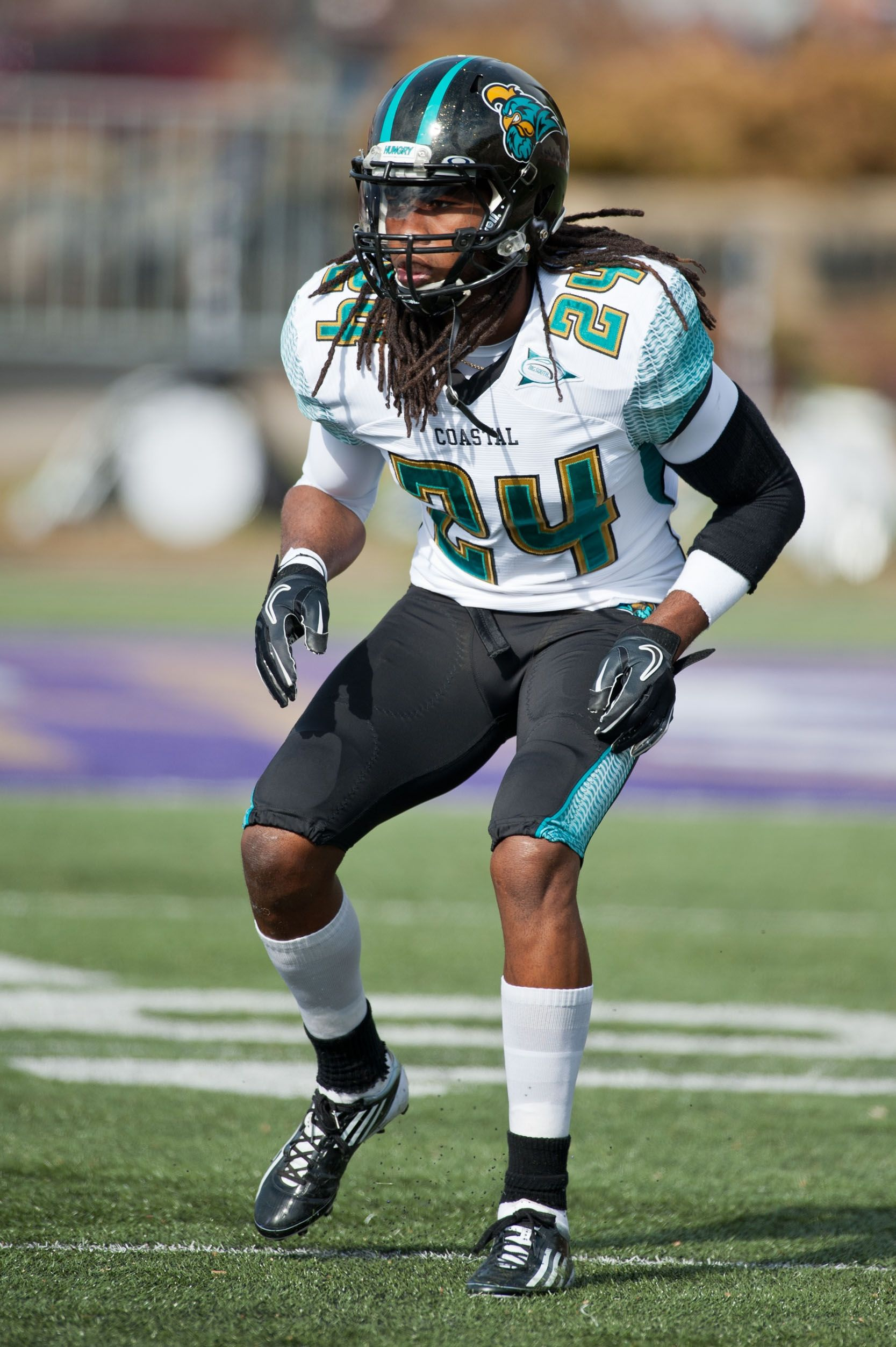 Cb Josh Norman Coastal Carolina Fifth Round 143rd Overall Football Swag Josh Norman Football