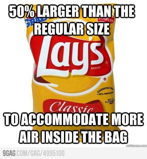 Mmmmm I love the taste of air