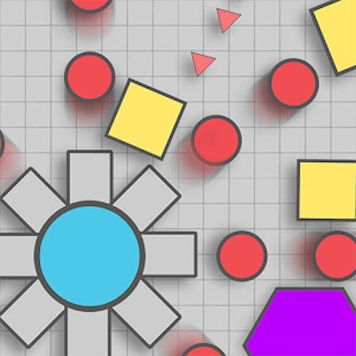 Popular Game Deep.io Tanks Diep Online by VZaharov