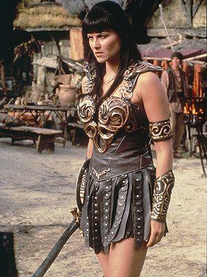 Xena Princesse en Guerrier Déguisement Hercules Legendary Journeys nouveau