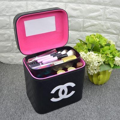 Photo of シャネルブランド化粧品ボック女性 バッグ 大容量 化粧品 収納ケース CHANELメイク用品収納 小物入れ
