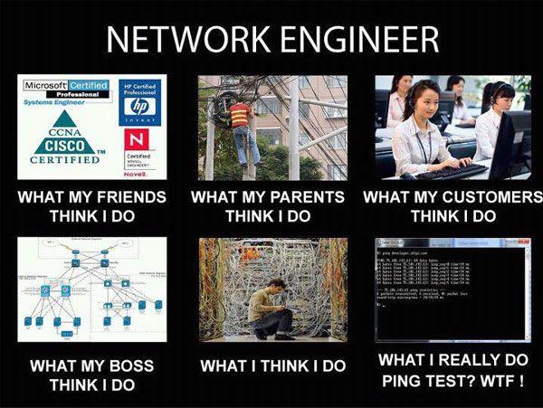 network engineer meme funny stuff 8 pinterest network