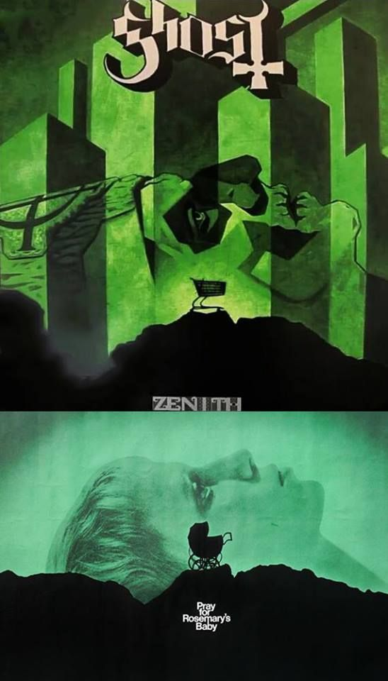 Zenith Rosemary S Baby Https Www Facebook Com Ghostfrance Photos A 466319586766375 109427 465206366877697 960072617391 Ghost Album Ghost And Ghouls Ghost
