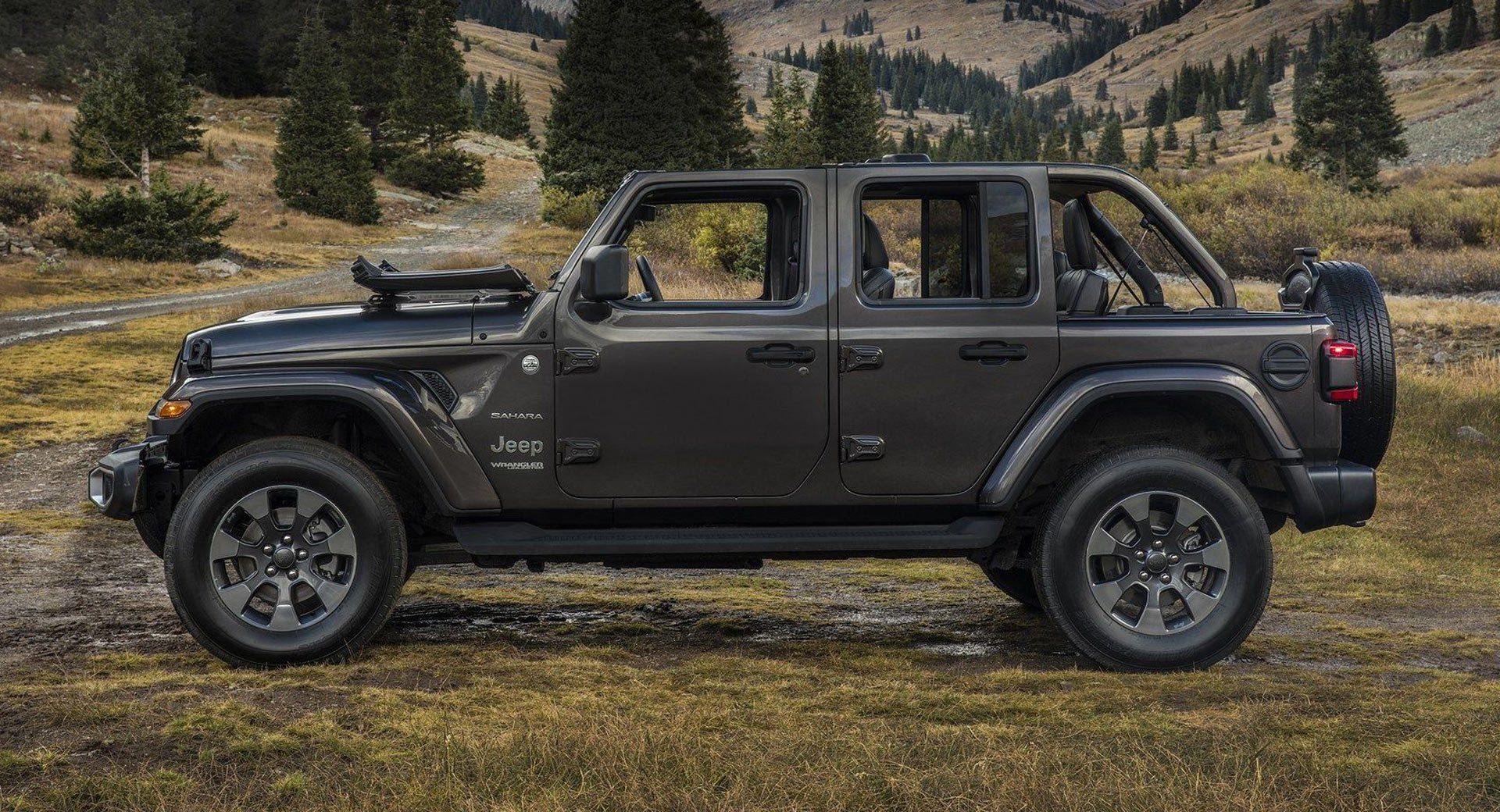 Want A 2020 Jeep Wrangler Diesel You Ll Pay A 3 250 Premium Over