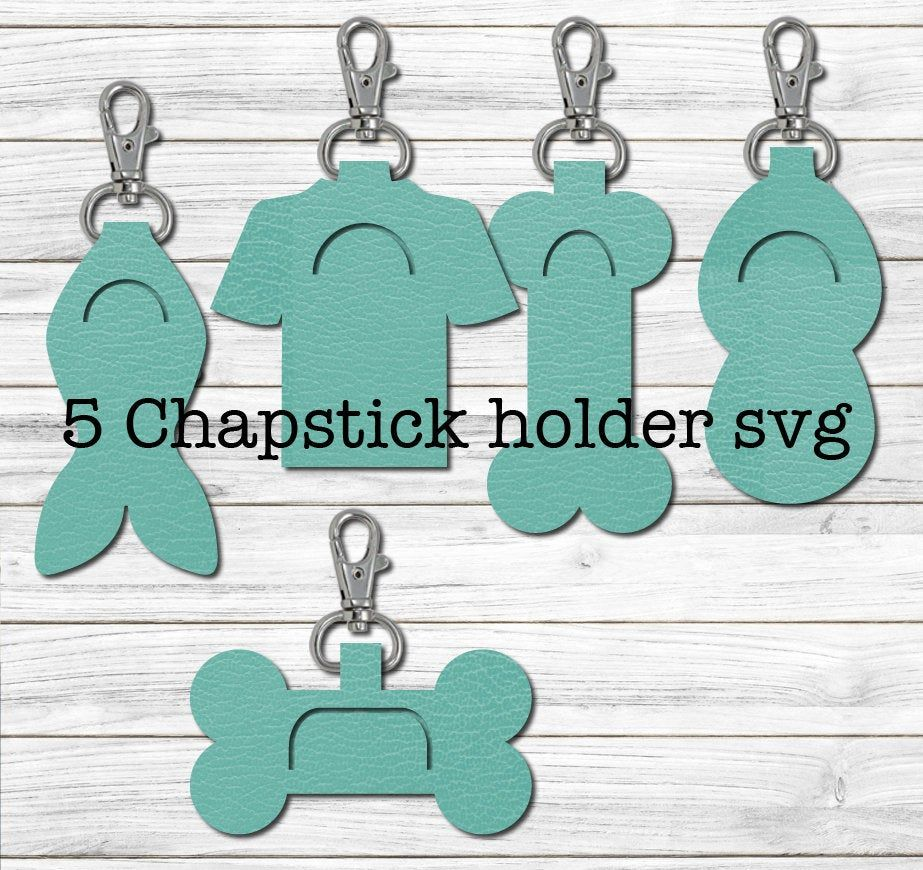 Chapstick Bundle Svg Dxf Png Jpeg Chapstick Template Mermaid Svg
