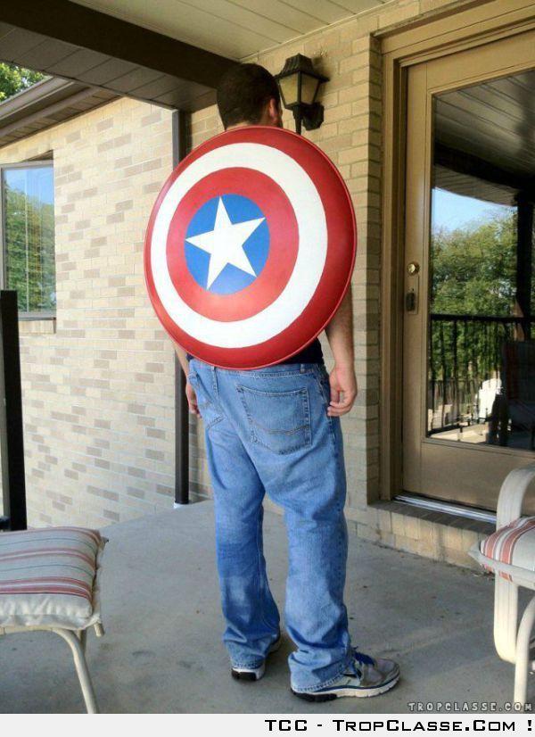 diy fabriquer le bouclier de captain america 30