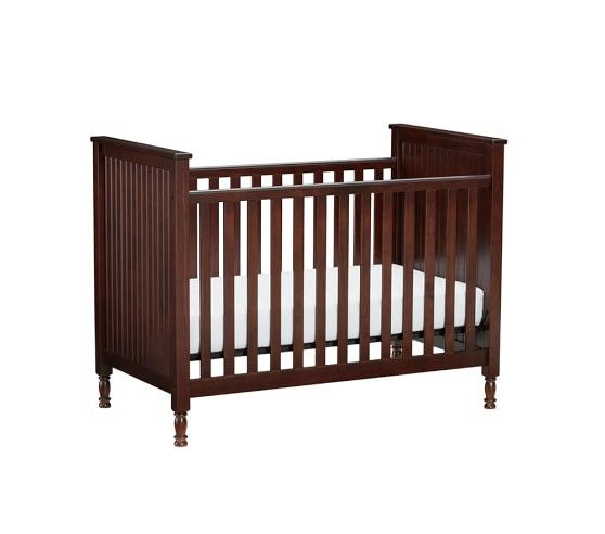 Catalina Cottage Crib Cribs Pottery Barn Crib Baby Room Decor