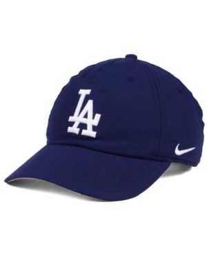 5888e7c1a15bd Nike Los Angeles Dodgers Independence Day Cap - Blue Adjustable ...