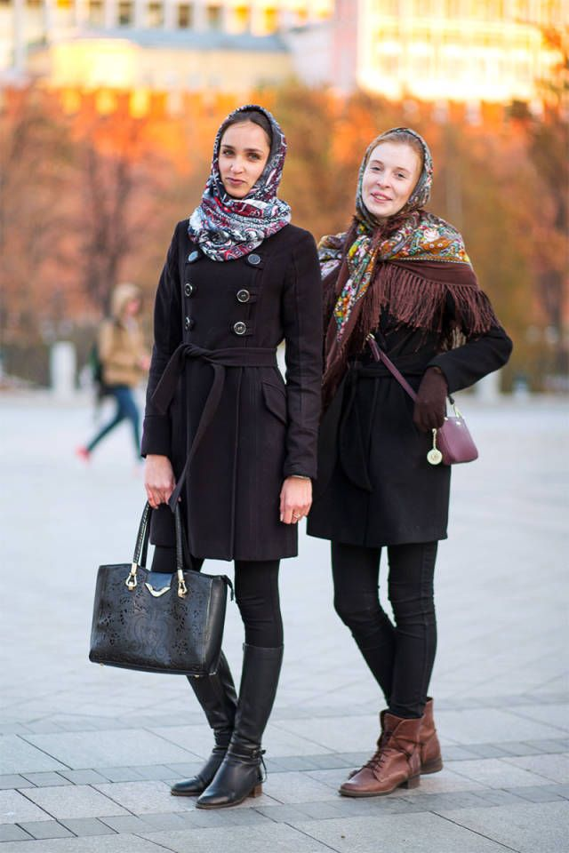 Street Style From Russia With Love  Russia Fashion -6926
