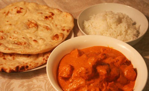 Tandoori Chicken Curry #tandoorichicken