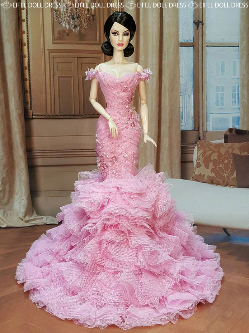 dollsformaleveninggowns eifel 85 flickr/ebay / 12.28.2 qw | Doll ...