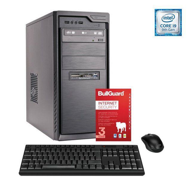 ONE PC, Core i9-9900KF, GeForce GTX 1650 SUPER, 16GB »Office PC 130488« online kaufen | OTTO
