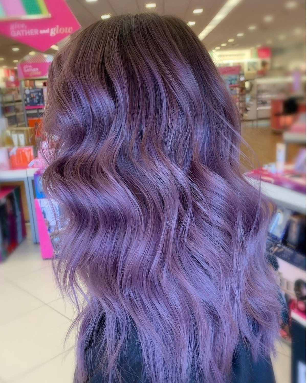 22 Perfect Examples of Lavender Hair Colors To Try Gallery