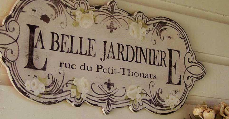 Vintage Wedding Signs Bride Cottage French Shabby Decor Paris