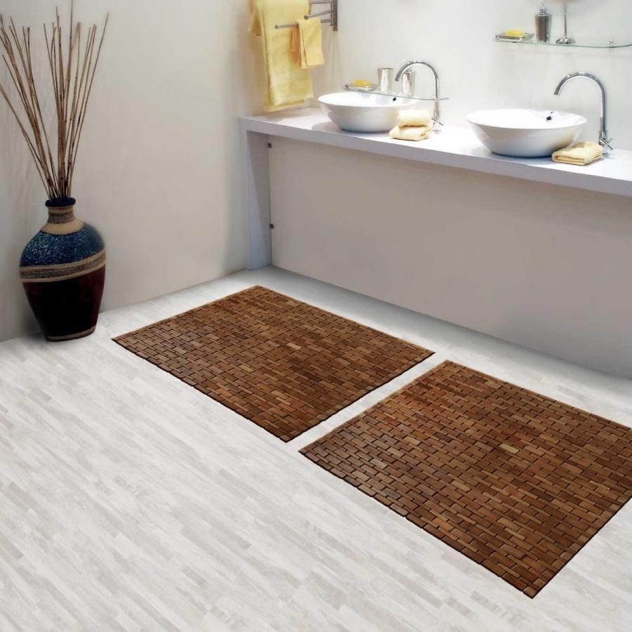 49 Dream Spa Styled Bath Mats That Will Stun You Diverse With 101 Bathroom Flo Bath Modern Bathroom Rug Teak Bathroom Bathroom Rugs [ 900 x 900 Pixel ]