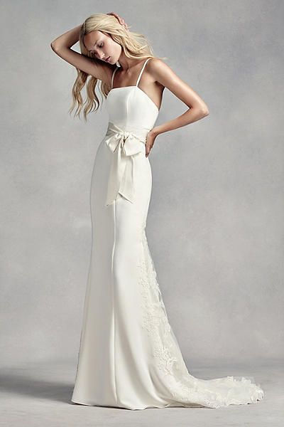 white by vera wang wedding dresses gowns davids bridal jennasbeautyjams