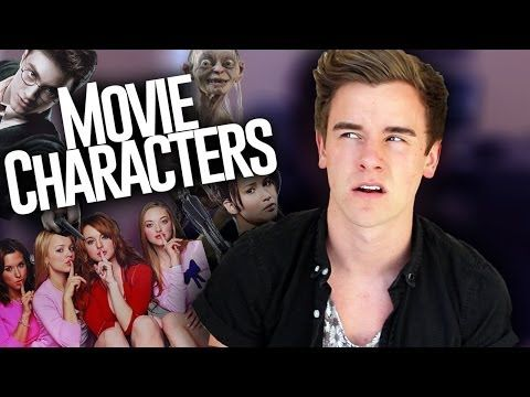 If I Were A Movie Character - YouTube