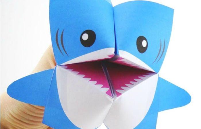 Manualidades De Tiburones Faciles Para Hacer Con Ninos Manualidades Manualidades Manualidades Faciles Masitas Para Ninos