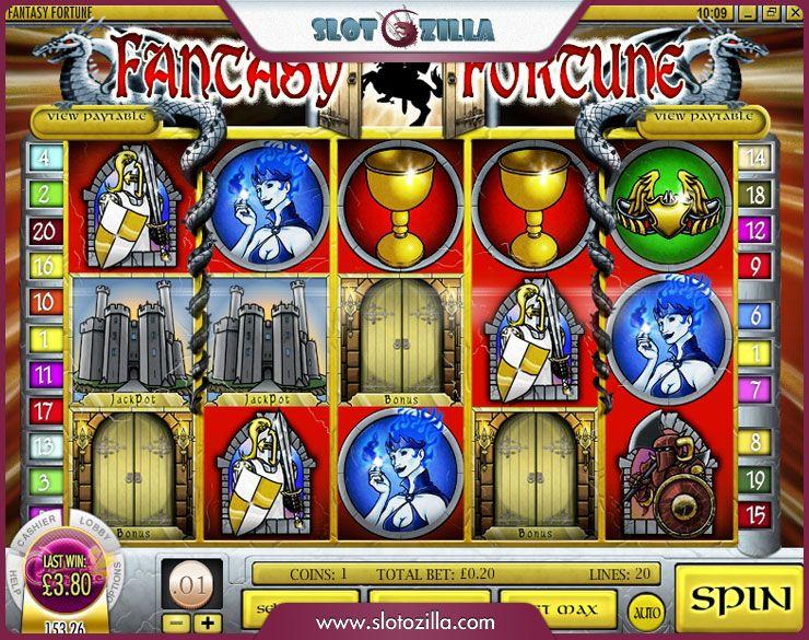 The Dragon Castle No Download Slot