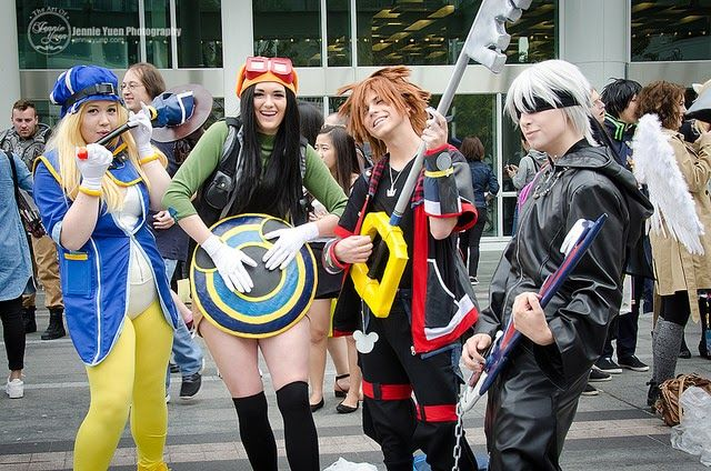 Tips For Those Attending Their First Convention Cosplay Anime