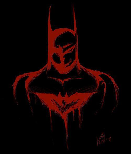 Batman Beyond by Waterkite