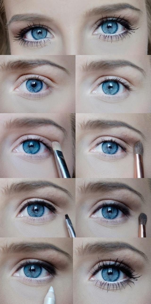 Maquillaje Para Tener Ojos M 225 S Grandes Ulzzang