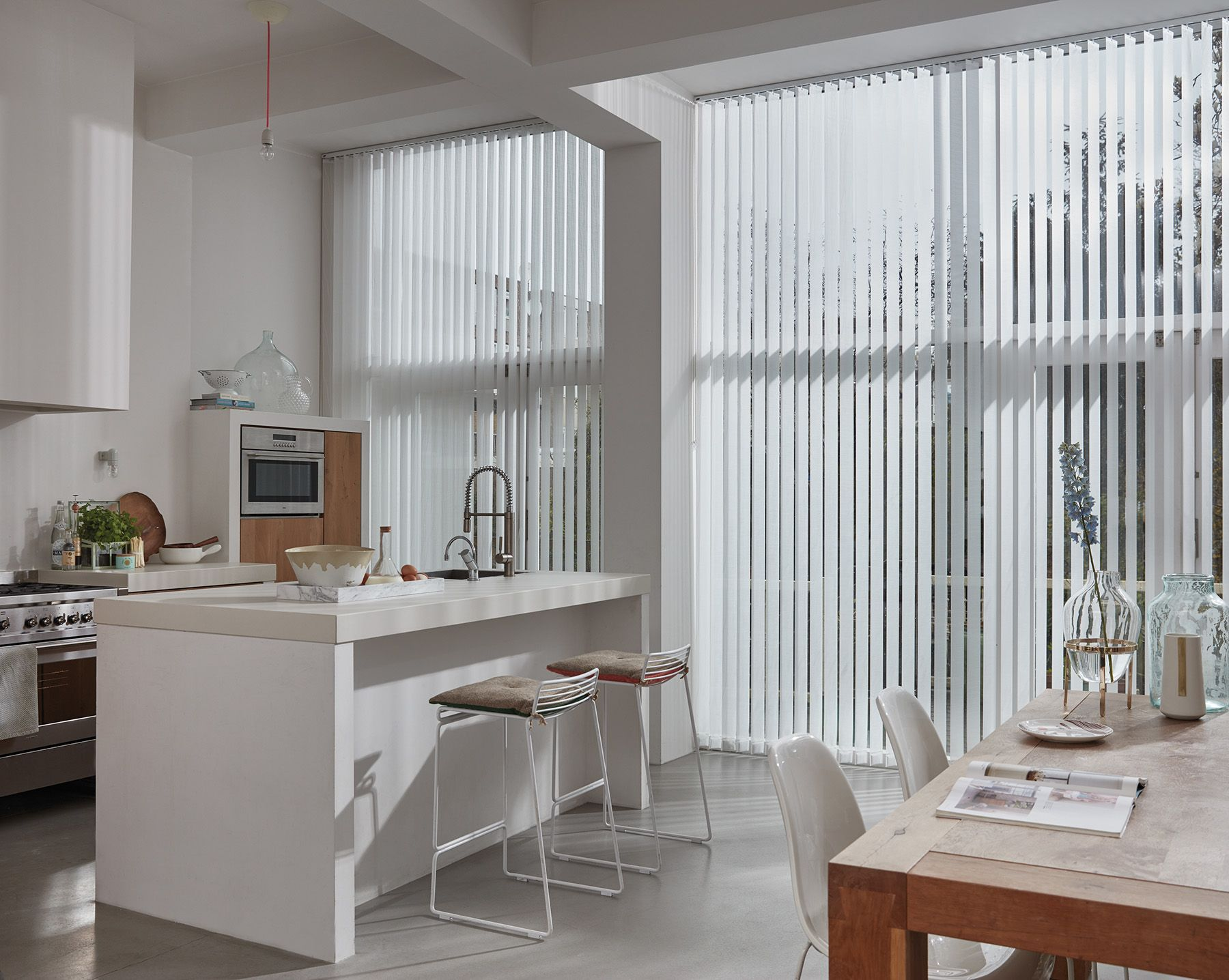 17 First Rate Double Roller Blinds Ideas Bamboo Blinds Living