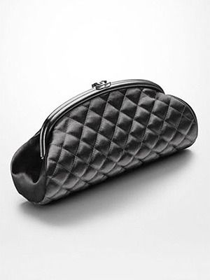 Chanel Quilted Timeless Clutch  57b791e6d27b8