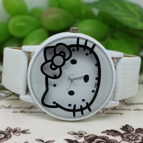 TOPSELLER! U-beauty New White Hello Kitty Face P... $5.99