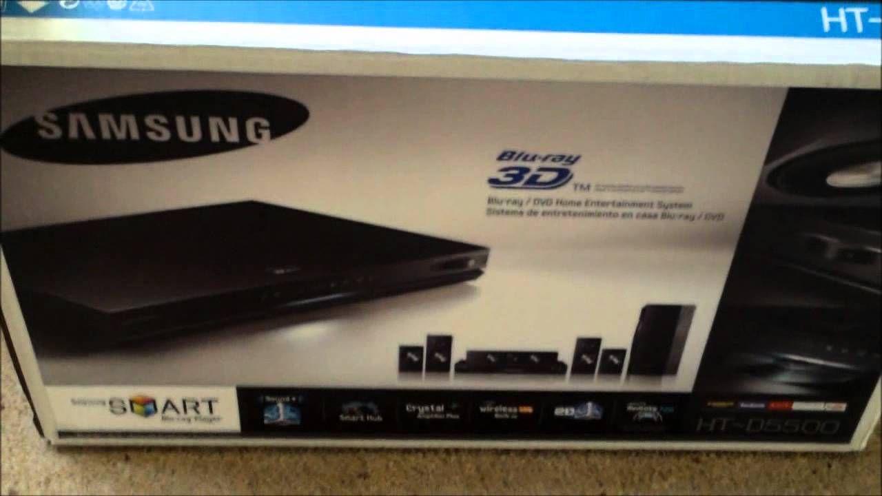 How To Setup Samsung Surround Sound Surround Sound Samsung Dvd Player