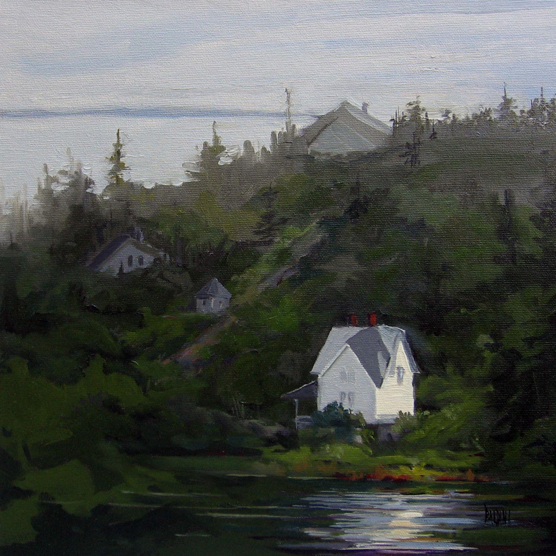 American Contemporary Landscape Plein Air Painter: American