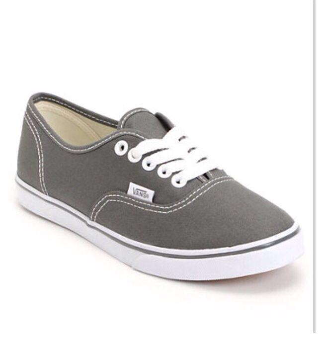 vans pewter grey