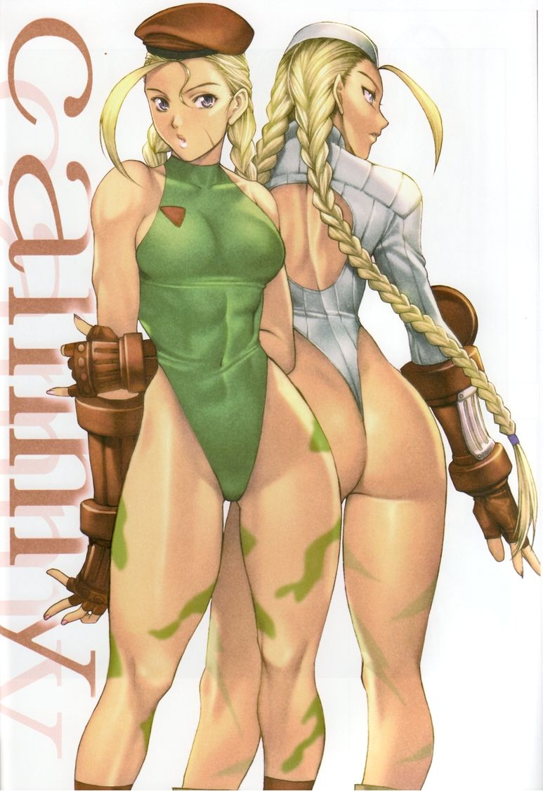 Street fighter doujin