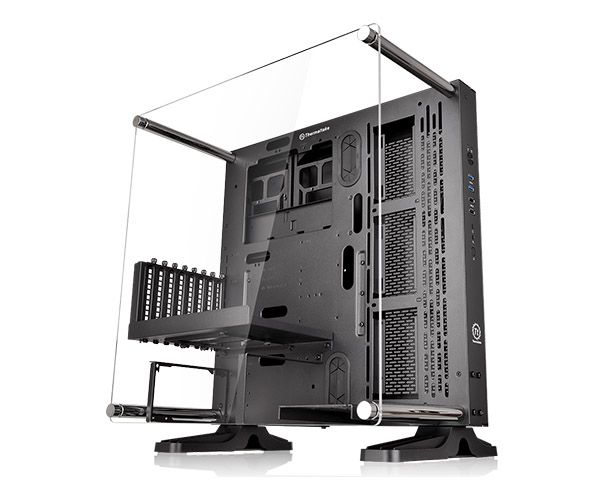 Core P3 Wall Mounted Pc Computer Case Open Frame
