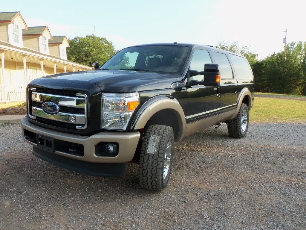 2012 6 7l Ford Excursion Four Door Ford Powerstroke Diesel Forum Ford Excursion Ford Expedition Excursions