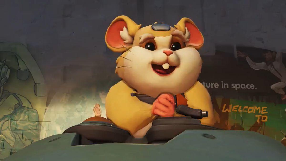 Overwatch S Next Hero Is A Hamster Overwatch Overwatch New Hero Overwatch New