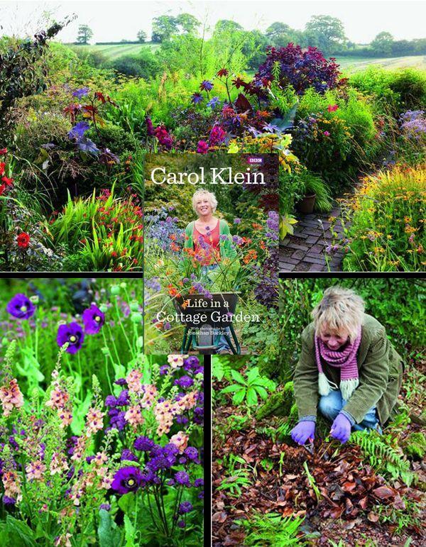 Secret Garden: Carol Klein- Life In A Cottage Garden