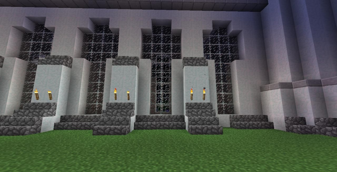 Superior Minecraft Castle Wall   Google Zoeken