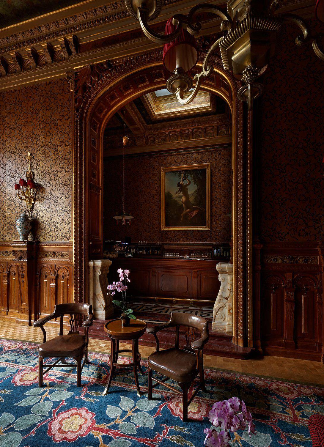 Salle A Manger Paris grande salle à manger - paris | victorian interiors, gothic
