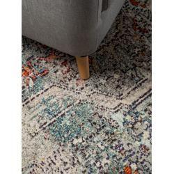 Photo of benuta Teppich Casa Grau 160×230 cm – Vintage Teppich im Used-Look benuta