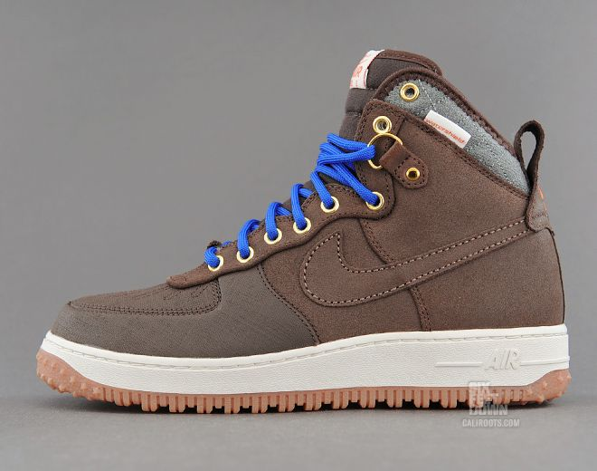 huge selection of f11bf affa6 Nike Air Force 1 Duckboot - Baroque Brown