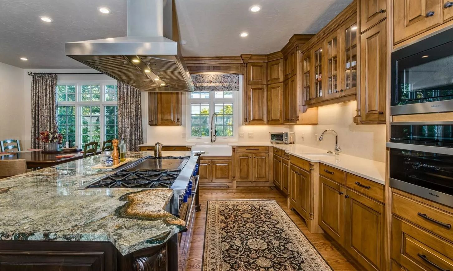 How Much Do New Cabinets Cost Kitchen Kitchen And Bath Kitchen Remodel