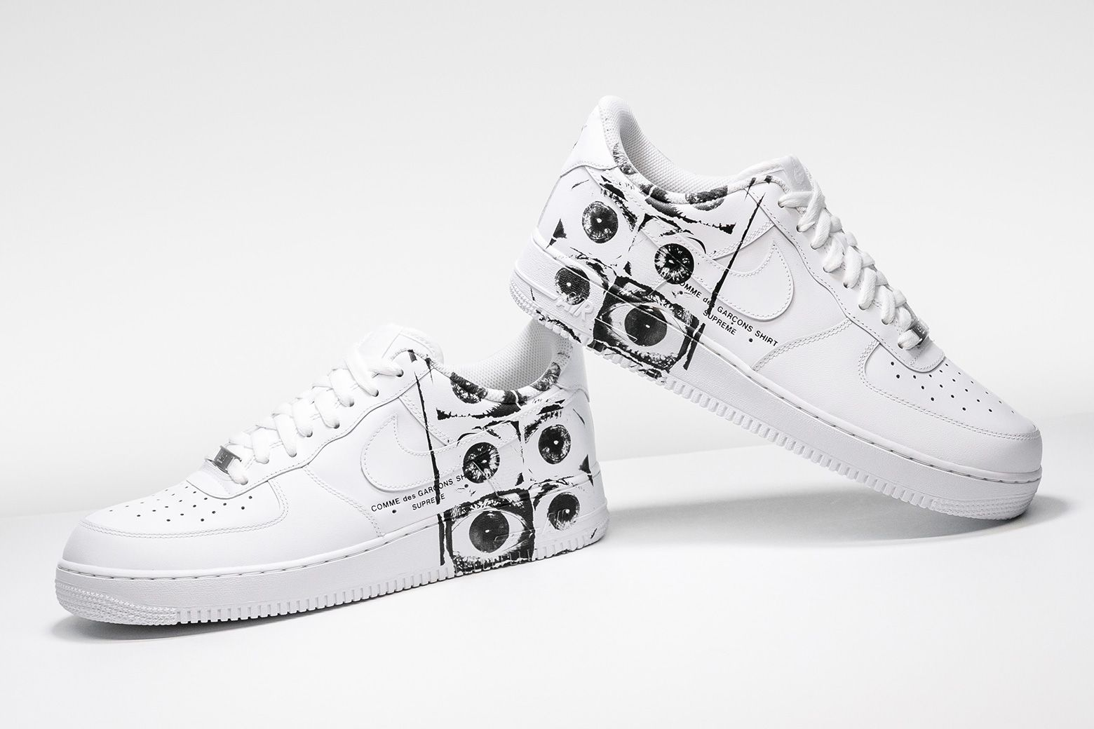 Nike Air Force 1 07 Supreme CDG