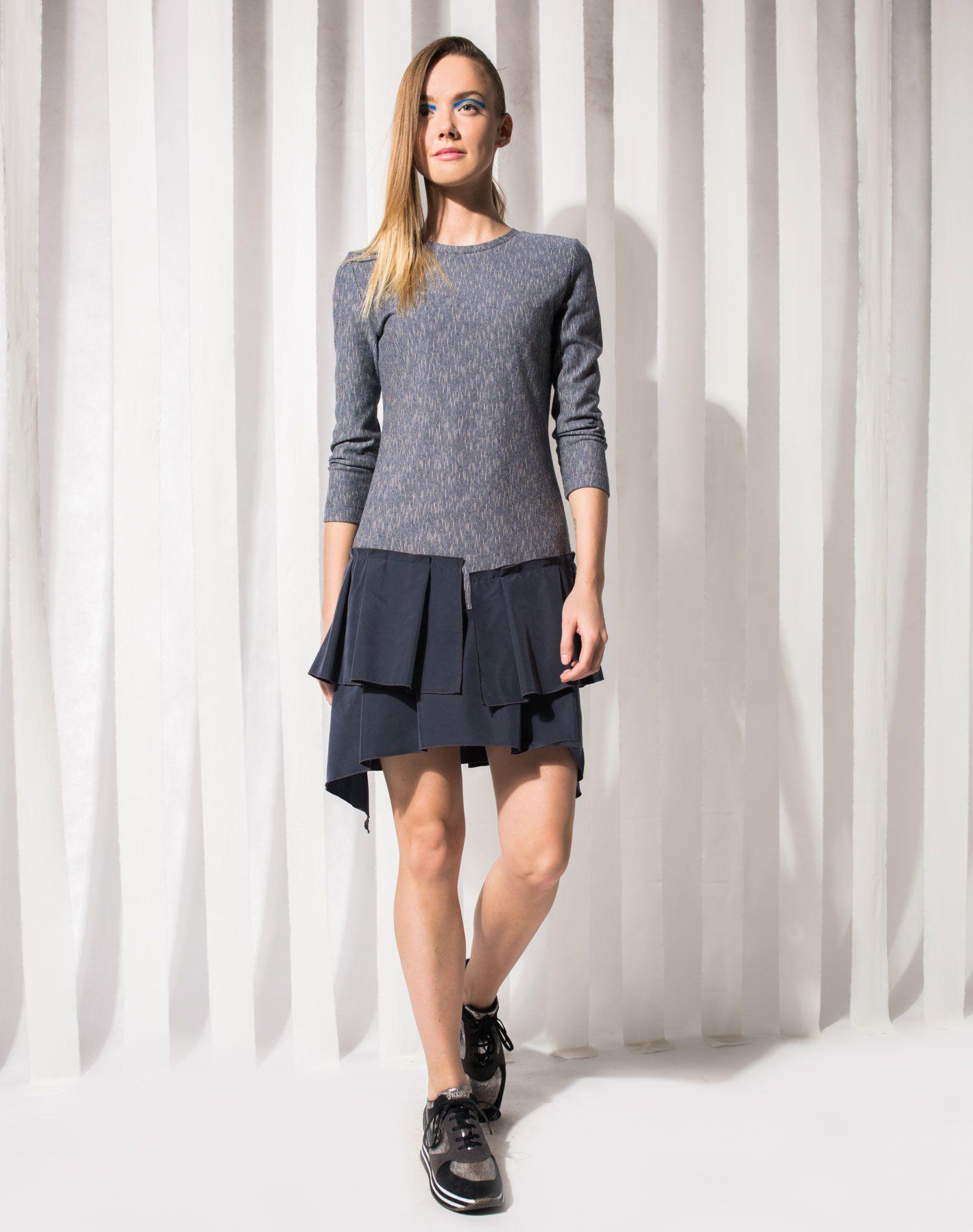 Платье ВЛ17-134 Sport | Магазин современной одежды PERSONAGE