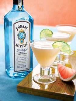 Sapphire Citrus Cocktail Citrus Drinks Citrus Cocktails Fun Drinks
