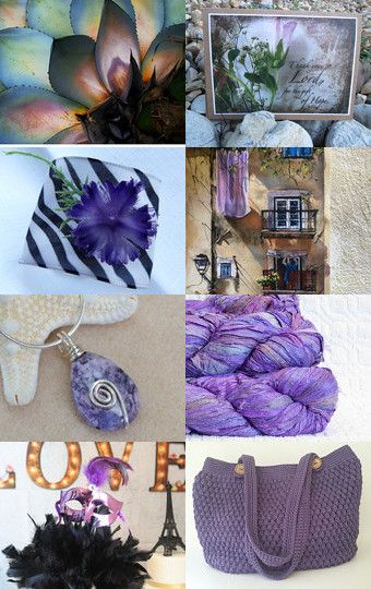 PURPLE PASSION   -  NO REPLY NEEDED by Carol on Etsy--Pinned with…