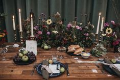 Autumn table decor inspiration. Images by Mariola Zoladz weddingreception  Autumn table decor inspiration. Images by Mariola Zoladz weddingreception