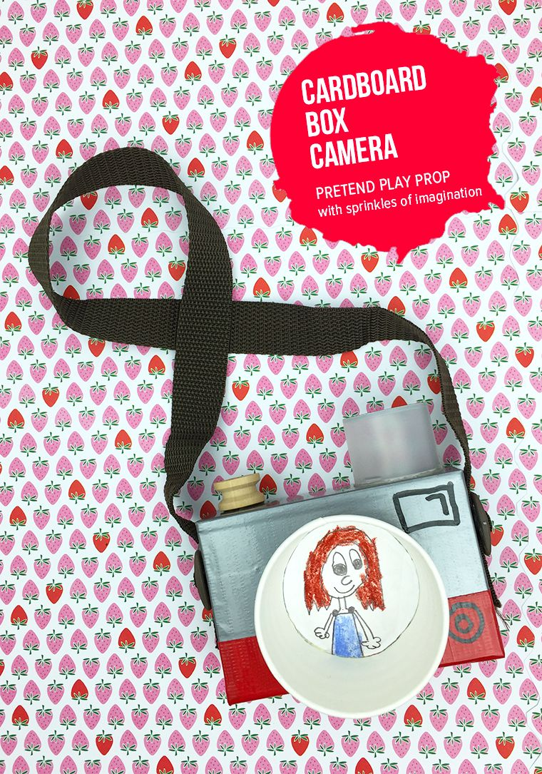 Get Snap Happy With This Fun Diy Camera Crafts For Kids