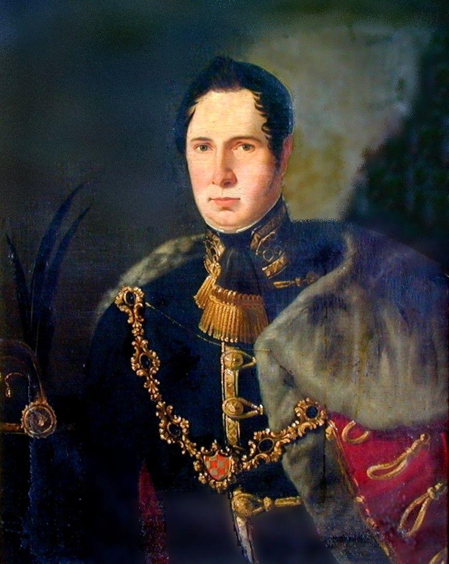 Carl Meichsner von Meichsenau (1817-1885)  Info: https://it.wikipedia.org/wiki/Carl_Meichsner_von_Meichsenau