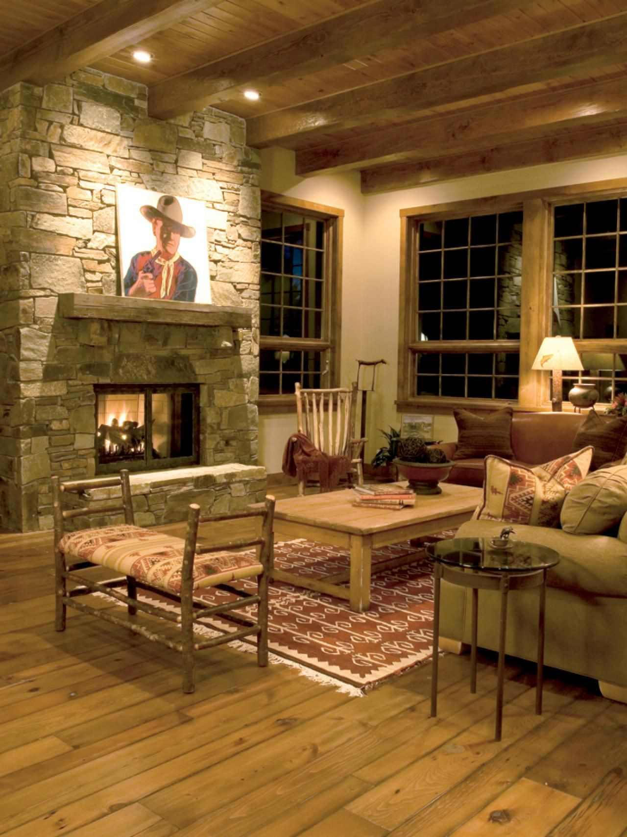 Tile Floor Designs For Living Rooms: 10 Stunning Hardwood Flooring Options